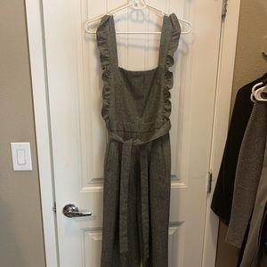 Tweed gray jumper